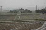 雪の写真です
