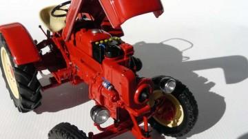ポルシェトラクターのモデル