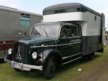 ドイツトラック