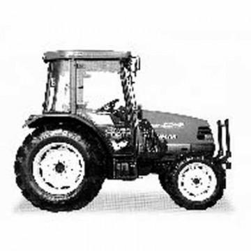 1998年 AF660 だんだん写真がなくなってきました。 エコディーゼルエンジンを搭載したパワーフォルテトラクター開発