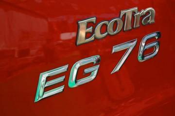 ヤンマートラクタ EG76 ロゴエンブレム