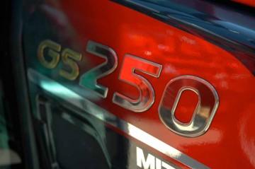 三菱トラクタ GSシリーズ GS250ロゴ