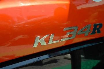 KL34R エンブレム