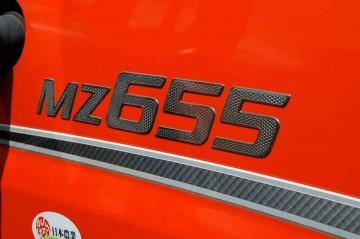 MZ655 エンブレム