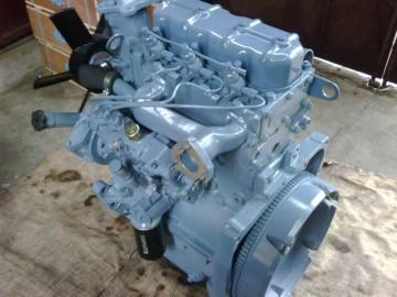 MFのエンジン パーキンス AD3 152