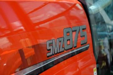 SMZ875 エンブレム どんどんでかくなってきます。