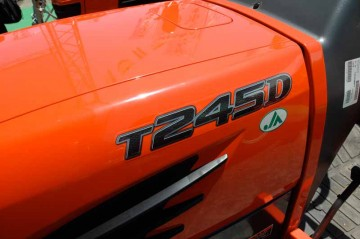 T245D ロゴ