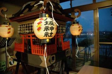 八坂神社祭礼2010