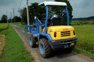 TCM Wheel Loader L4