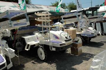 三菱田植機 LV63A 価格¥2,585,100