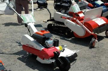 自走草刈り機 MGC602R ロータリーブレード2軸×2枚刃(Wタイプ) 価格¥246,750