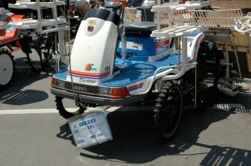 ヰセキ PA63DURW 価格¥500,000 ラブリーという愛称がついています