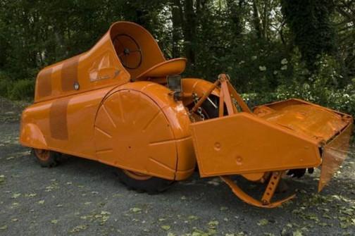 Porsche-Allgaier P312