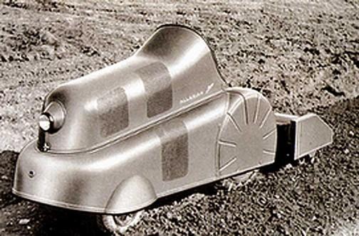 1954年製 ポルシェだそうです