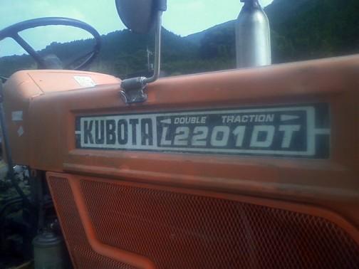 クボタ L2201DT