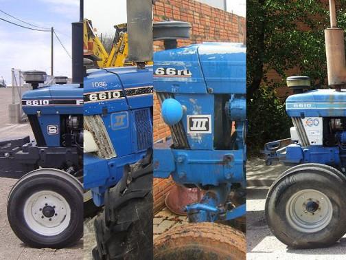 ちょっと探してみただけでも6610はS、MK2、MK3、白地に歯車といろいろあります。