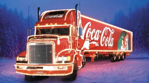 あ!そういえばトラッククリスマス仕様は一つ見つけました。