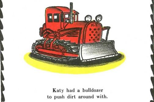 ずっとこの話。katyは色々なアタッチメントを持っています。