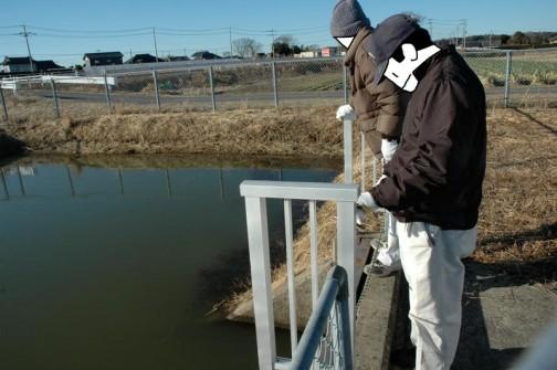 そして排水機場へ・・・
