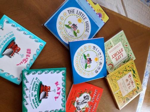 バージニア・リー・バートンさんの本いっぱい 小さなおうちなんてCD付です