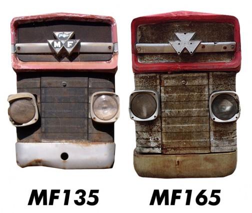 MF135&MF165 MF135 is Babyface!