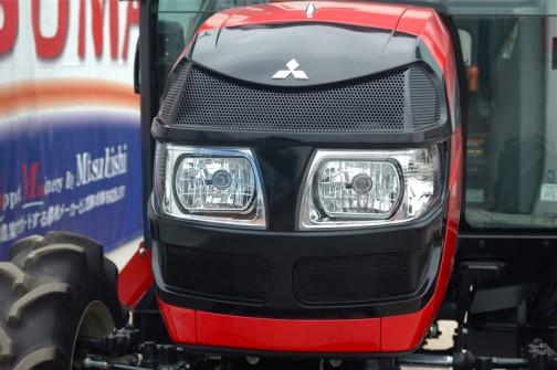 ASUMA三菱トラクタ Mitsubishi Tractor GA50HXUV 多分50馬力