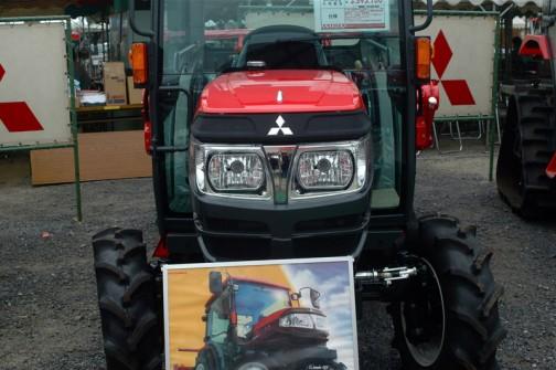 ASUMA三菱トラクタ Mitsubishi Tractor GJ27XJQ7B 27馬力