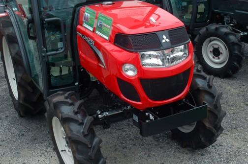 ASUMA三菱トラクタ Mitsubishi Tractor GS251XJS5B