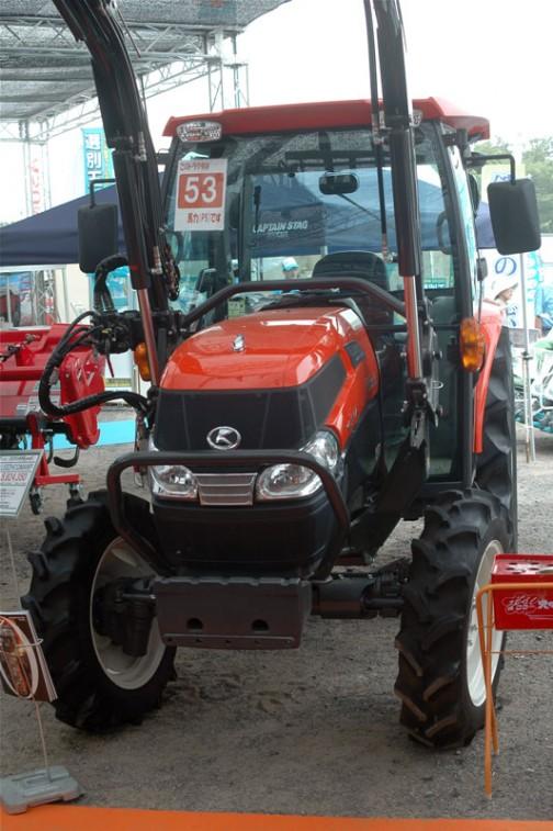 クボタkubota tractor ZERO KINGWEL ゼロキングウェル KL53ZHCQMANP 価格¥5,824,350