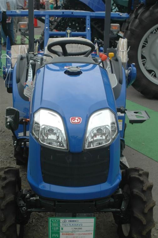 イセキトラクター(ISEKI Tractor)TQ17 (TQ17LKXAV3) 価格¥1,764,000