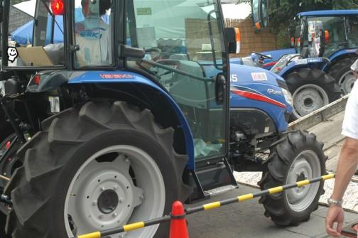 イセキトラクター(ISEKI Tractor)NTA45 (NTA45FFSGQCY) 価格¥5,301,450