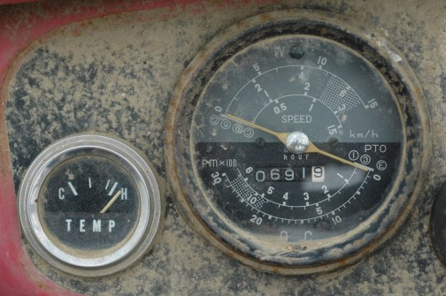 シバウラトラクター SD3000