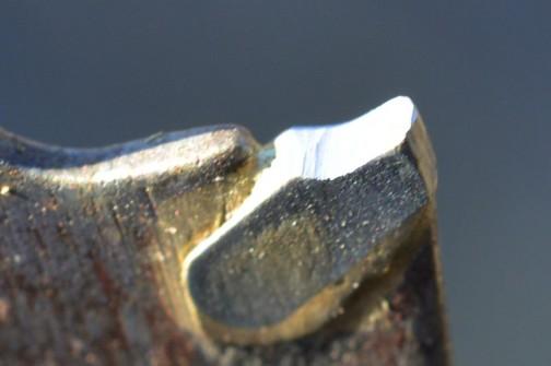 刈り払い機の歯研ぎ