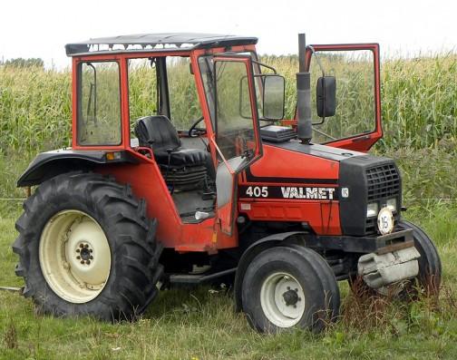 製品はこのあたり ヴァルメット405 61馬力 2,685 cc