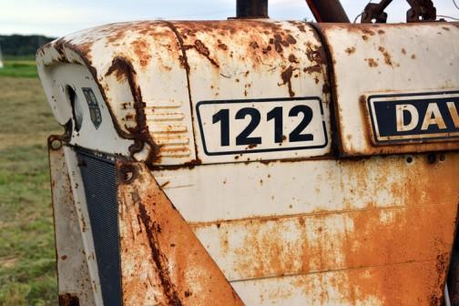 デヴィッド・ブラウントラクター1212