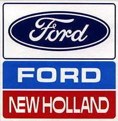 フォードのマークは外せなかったのでしょう。こちらは名前のみ。