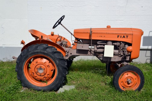 フィアットトラクター FIAT 211R
