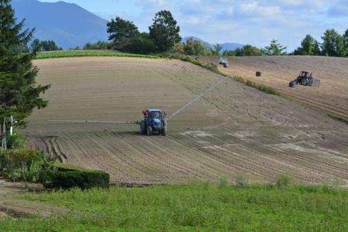 イセキトラクターT.JAPAN ISEKI tractor TJW105