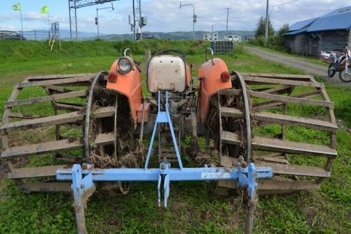 クボタトラクター kubota L3001DT