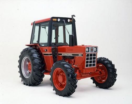 international tractor 884