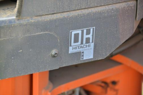 HITACHI mini Wheel loader zw30 日立建機 ミニホイールローダー ZW30