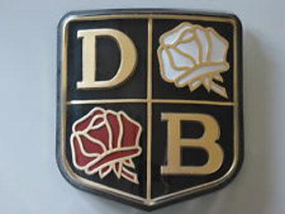 DBはDAVID BROWNの略だと思いますが、薔薇は?・・・・