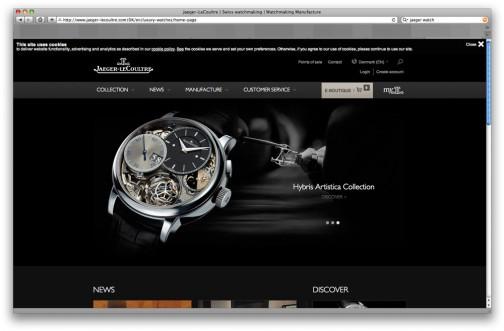 ジャガー・ルクルトという時計もあるんですね・・・関係あるのかな