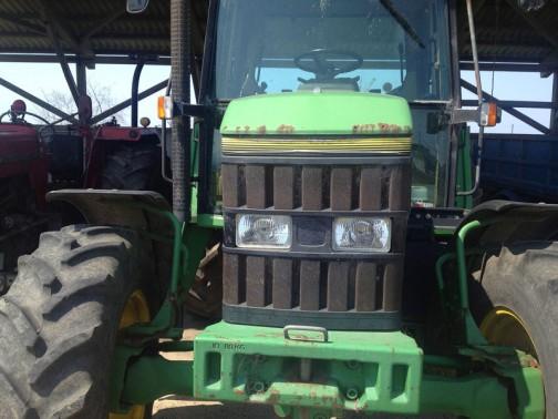 ジョンディアトラクター6100 JD6100