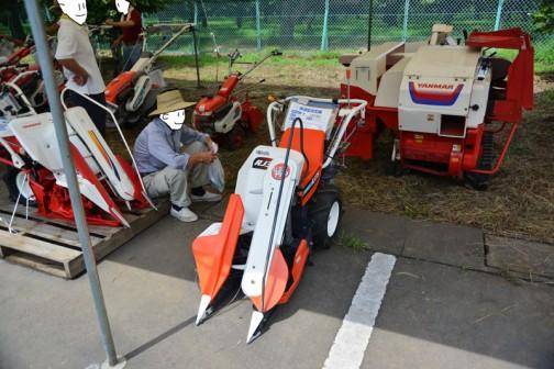 クボタバインダー RJ35 価格¥130,000 1条刈り 空冷4サイクル単気筒OHVガソリンエンジン 125cc 2.2馬力(最大4.7馬力)