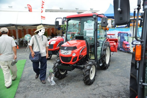 mitsubishi ASUMA tractor GS251XM 価格¥2,946,240