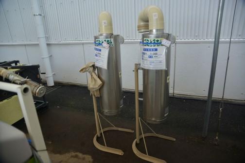 金子 集塵機 ゴミとるもん 中古価格¥11,000 2つありますが、2つとも同じ値段でした。
