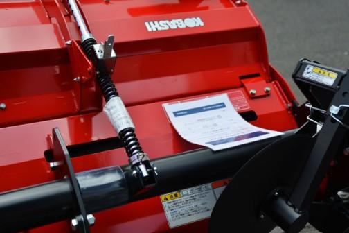同じくコバシ ツーウェイローター FTF200T-4S 価格¥1,083,240 40〜53PS 耕耘・砕土・すき込みと書いてあります。ツーウェイというのはそのことかな? でも、これだとスリーウェイになっちゃいますね。