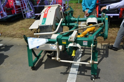 ササキ あぜぬり機 RB307D-0S 中古価格¥95,000