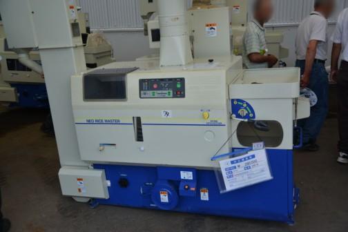 サタケ 籾摺り機 NPS450DWAM(2) 中古価格¥280,000